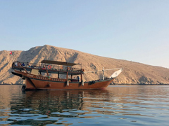 Dhow tours